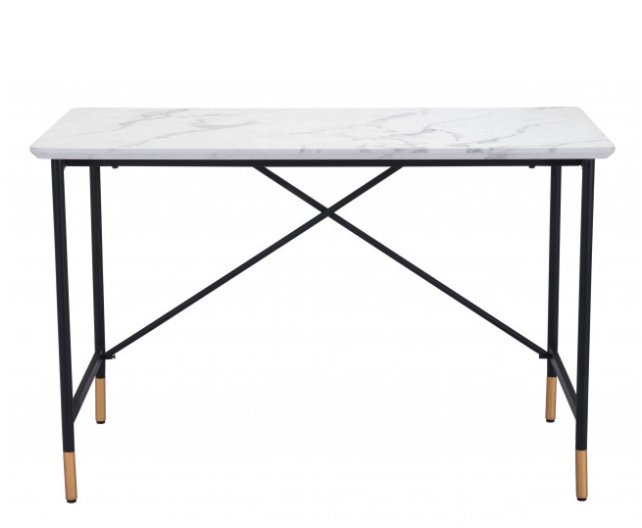 Burst Desk, White