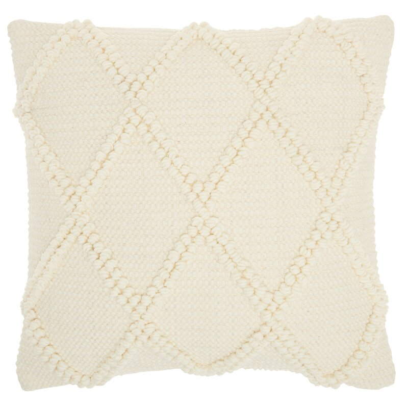 Life Styles Square Pillow Cover & Insert