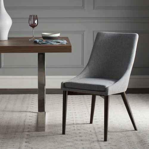 Henry Solid Wood Dining Chair (Set of 2)