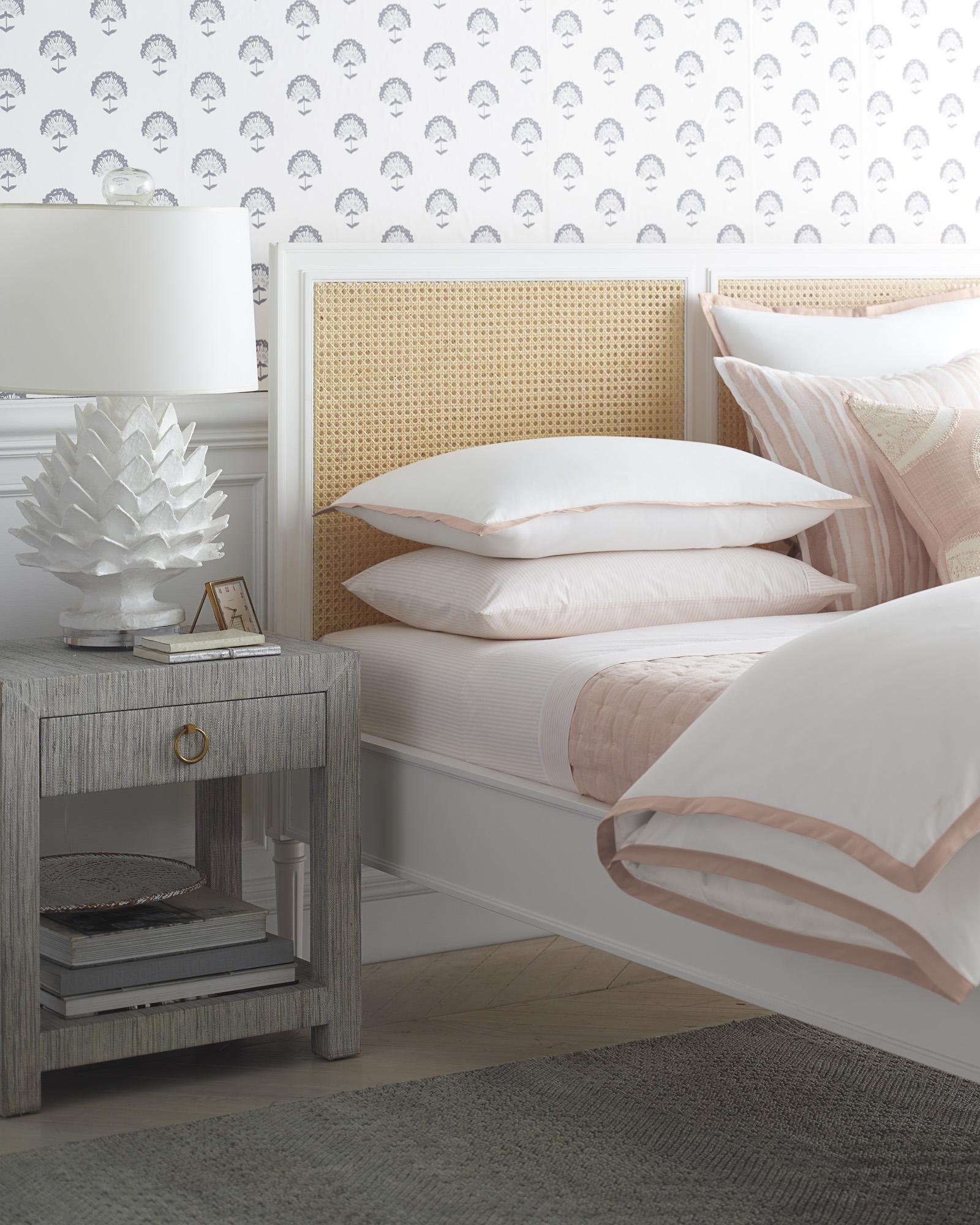 Border Frame Standard Sham - Pink Sand - Insert sold separately