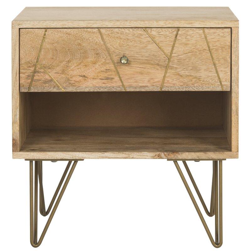 Marigold 1 Drawer Nightstand