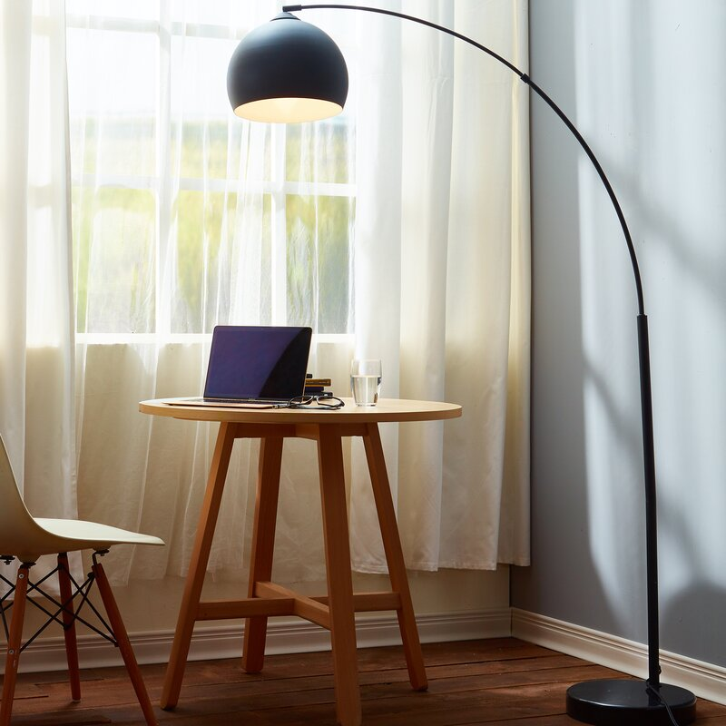 """Shearwater 67"""" Arched Floor Lamp"""