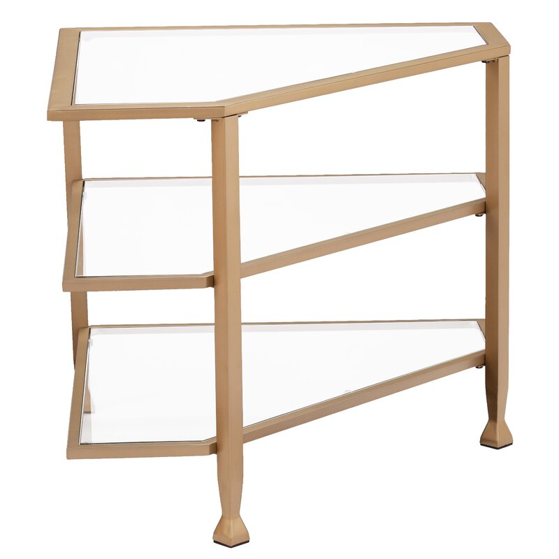Hotwells Corner TV Stand for TVs up to 40 inches