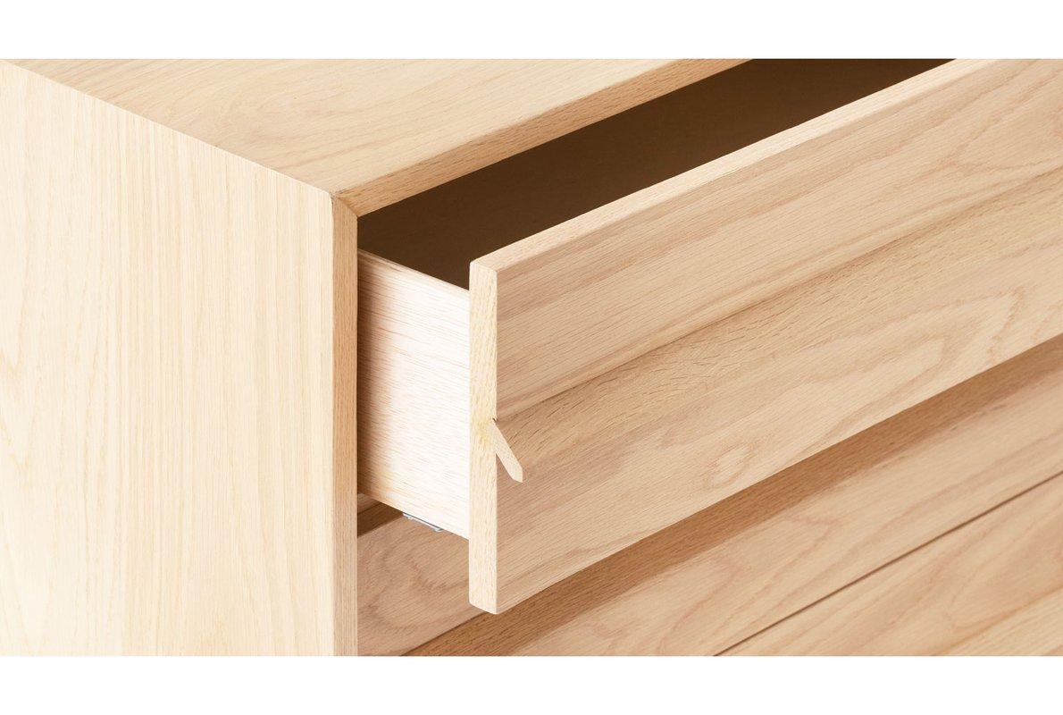 Marcel 6 Drawer Double Dresser
