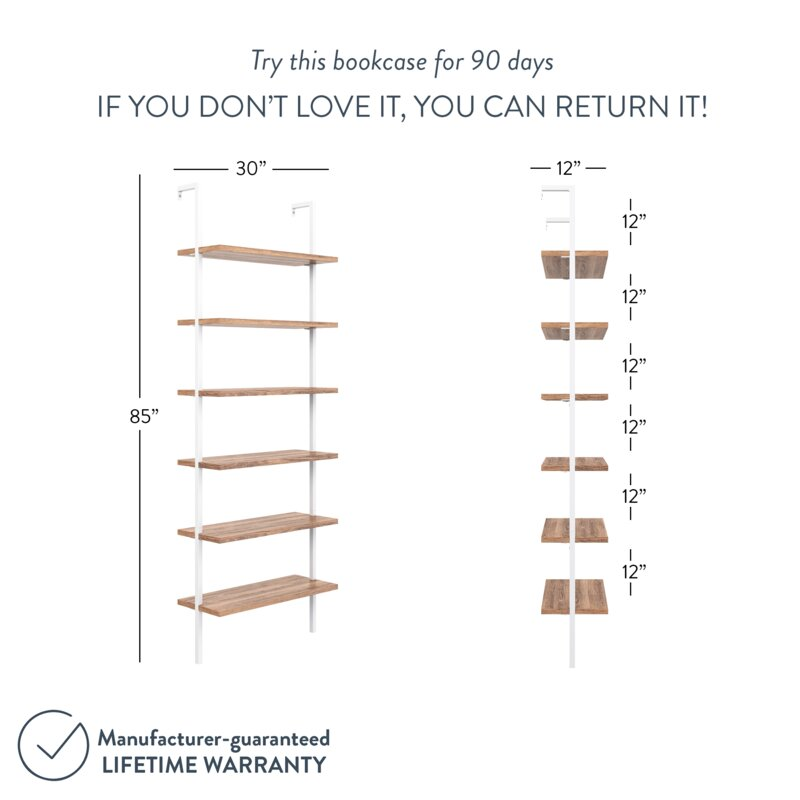Zachary Ladder Bookcase