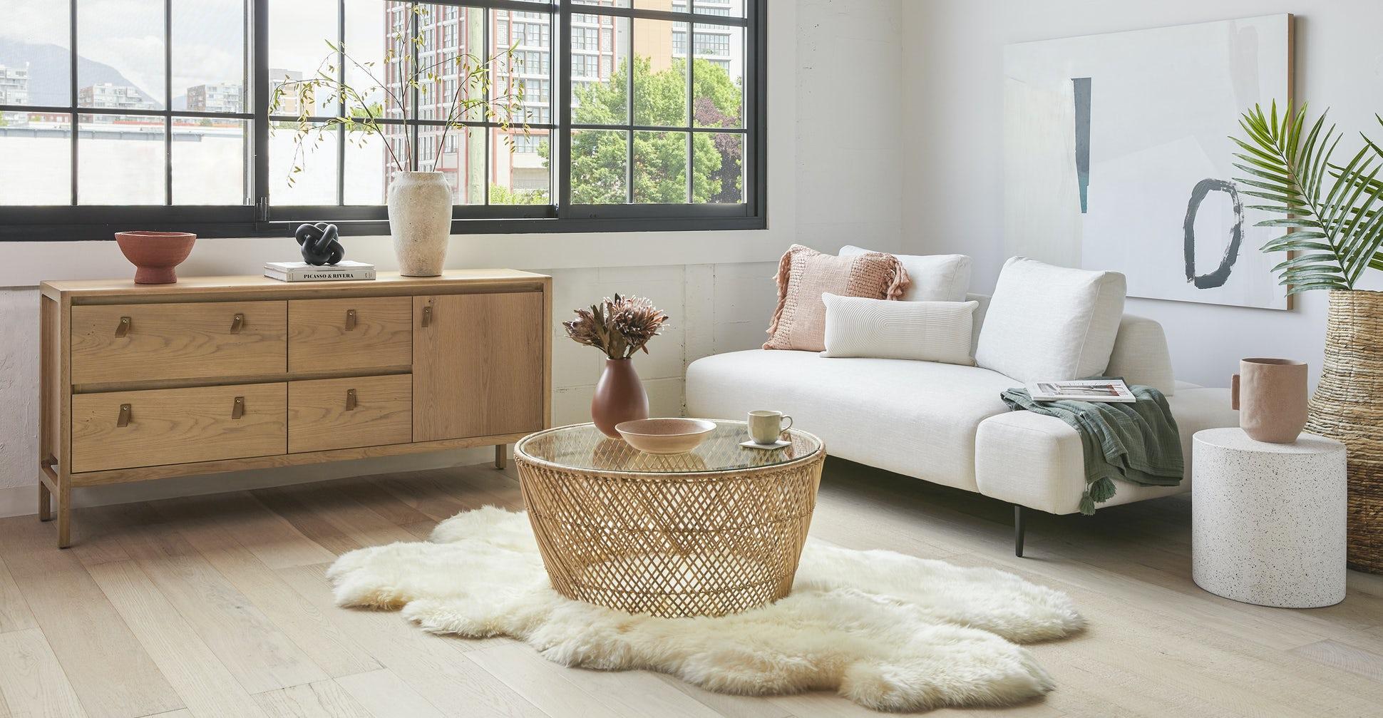 Divan Quartz White Daybed