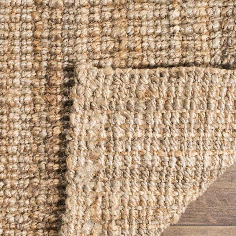 Grassmere Handmade Natural Area Rug - 8' x 10'