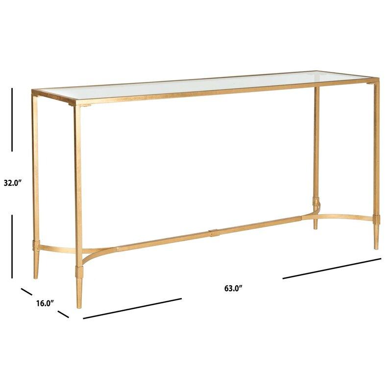 Antwan Console Table