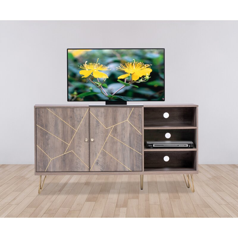 """Jaxton TV Stand For TVs up to 65"""""""