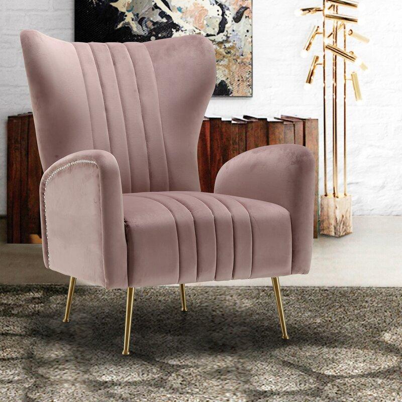 Spady Wingback Chair