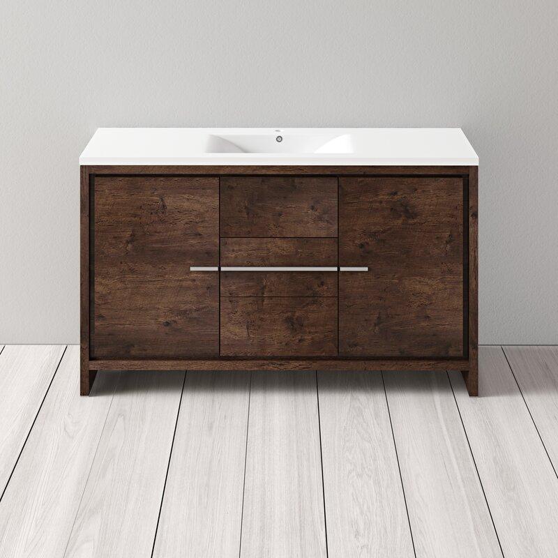 """Selina 47"""" Single Bathroom Vanity Set"""