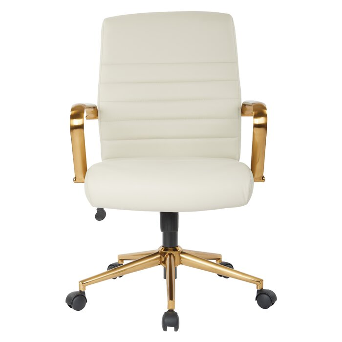 Katrina Task Chair, Cream