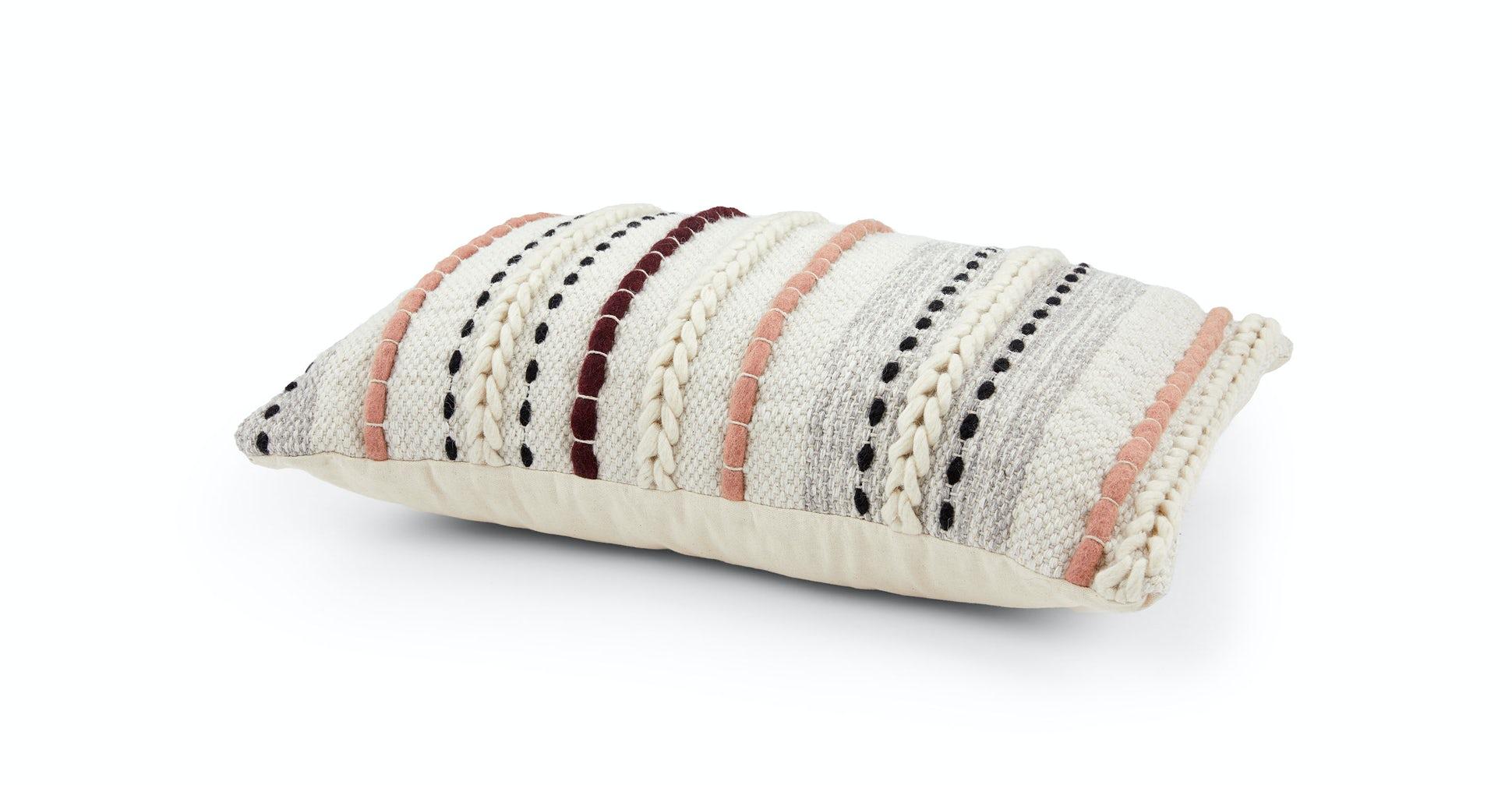 Stitch Pink Pillow