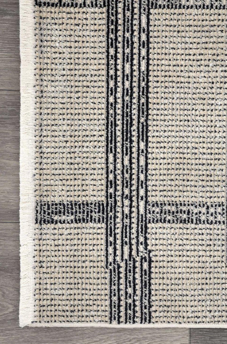 Noelle Tribal Cross Striped