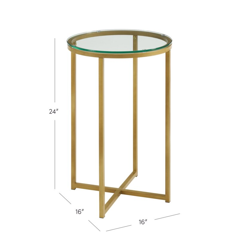 Angeles End Table