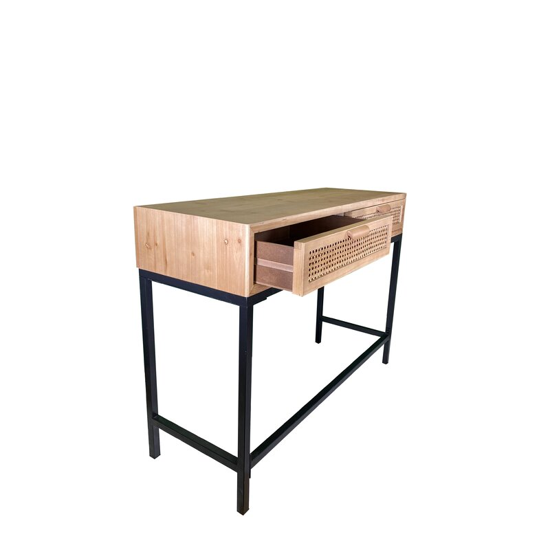 """Lucca 44"""" Console Table"""