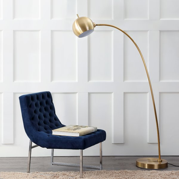 """Peavey 66"""" Arched Floor Lamp"""