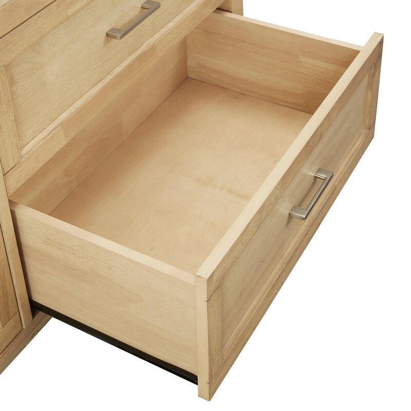 Tabar 6 Drawer Double Dresser