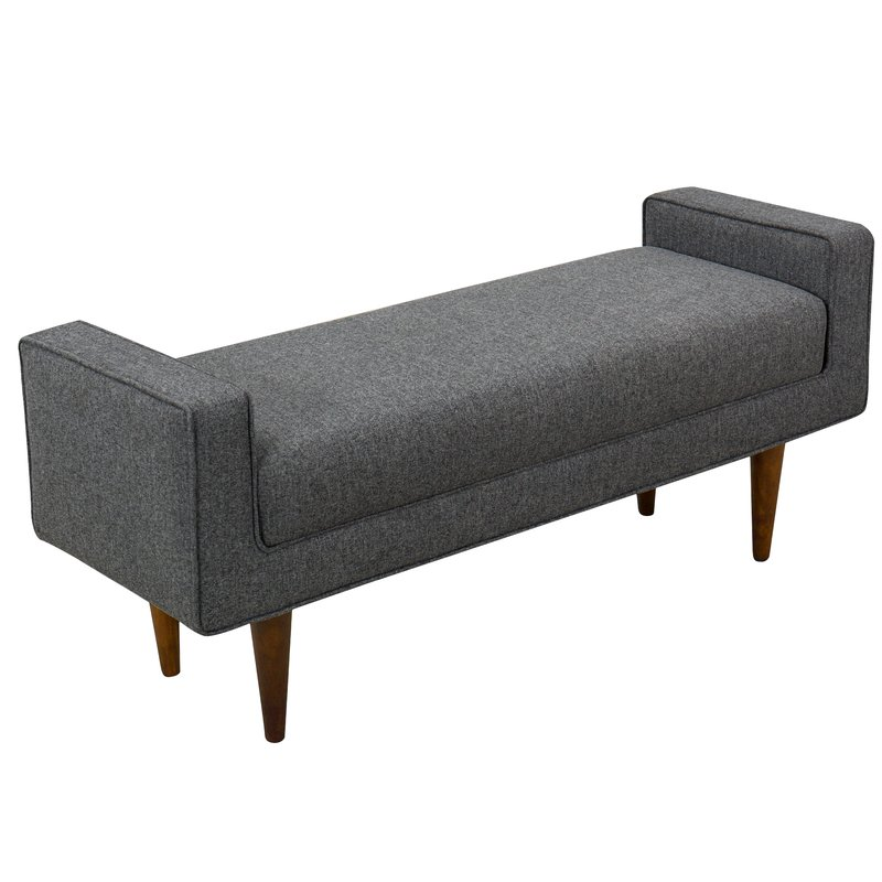 Brice Upholstered Storage Bench