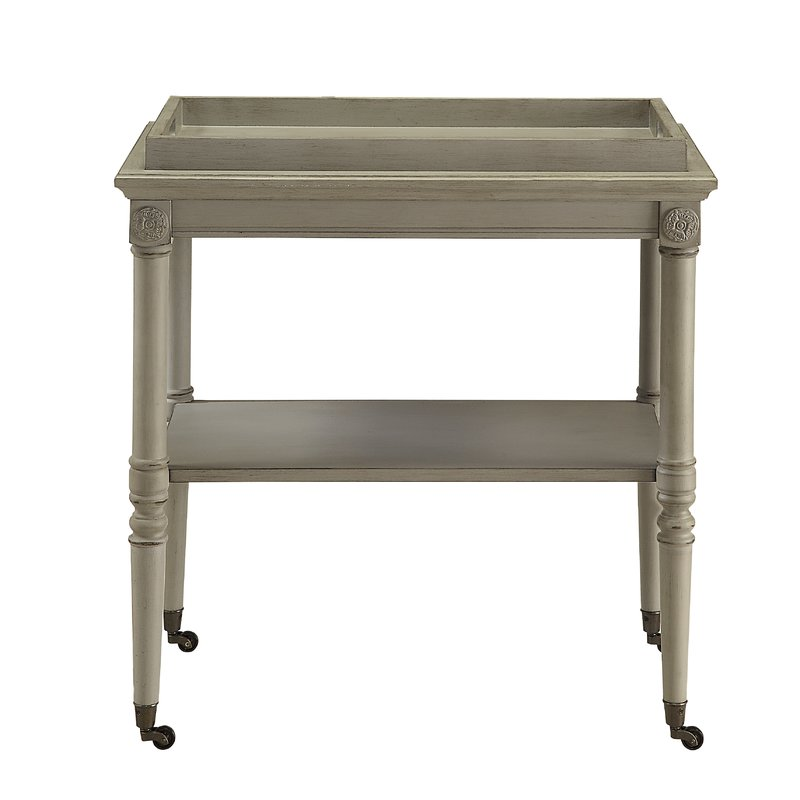 Poulan Tray Bar Cart
