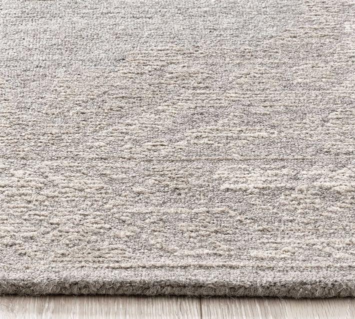 Kenley Tufted Rug, 10 x 14', Gray