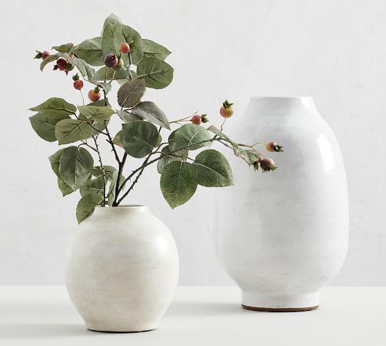 Quinn Ceramic Vase -  Medium