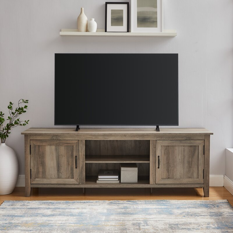 Shreffler TV Stand for TVs up to 78 inches