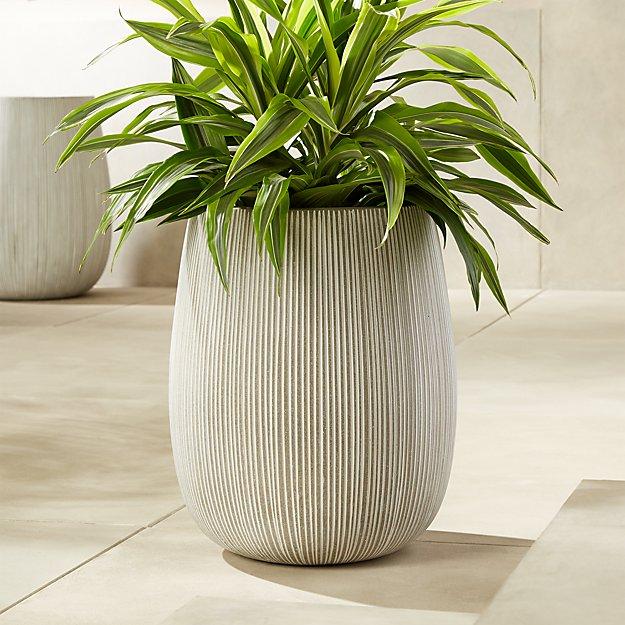 pod planter large