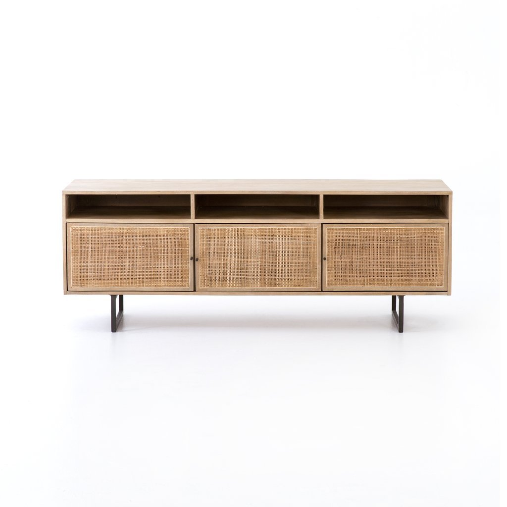 """Carmel Media Console in Various Colors, 24""""H"""