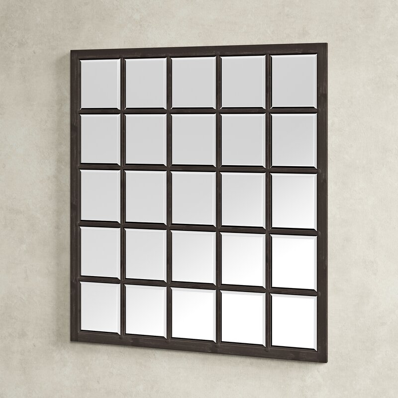 Aquinnah Traditional Beveled Accent Mirror