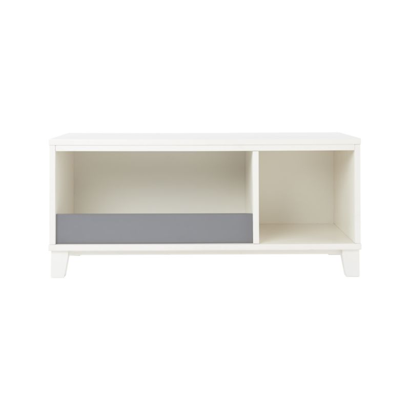 District 3-Cube Storage Frame (White)