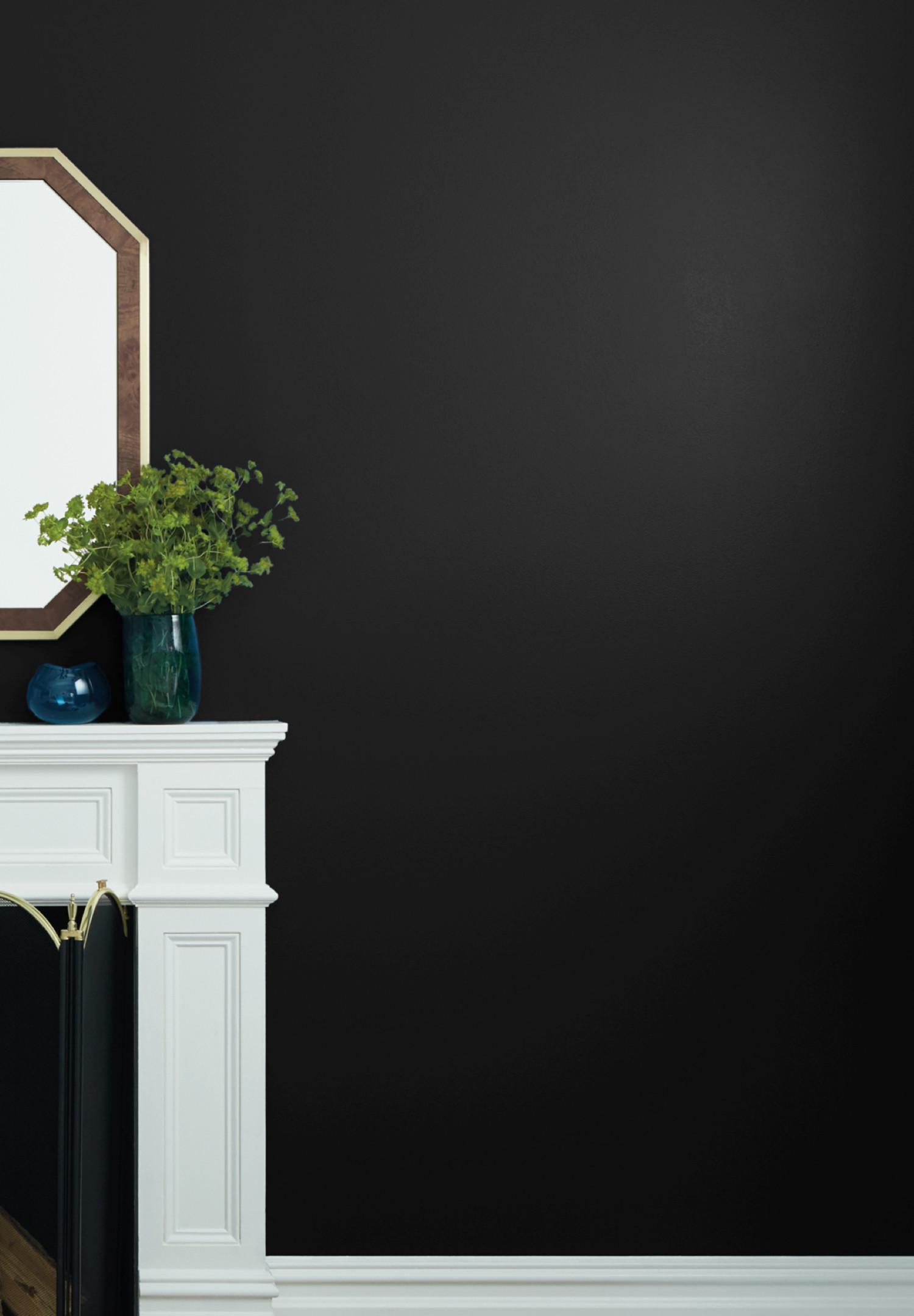 Clare Paint - Blackest - Wall Gallon