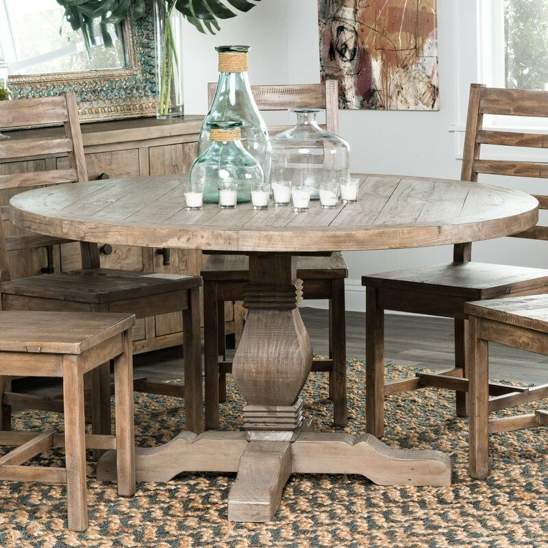 """Gertrude Dining Table / 55""""Dia"""