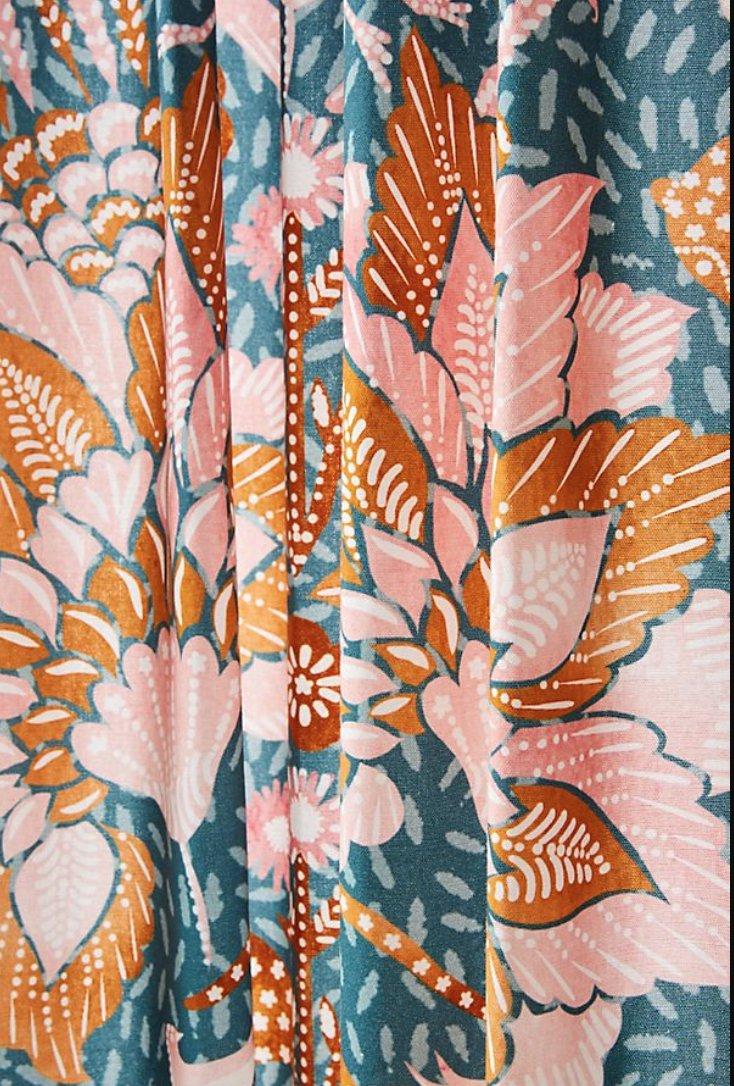 Mahina Curtain