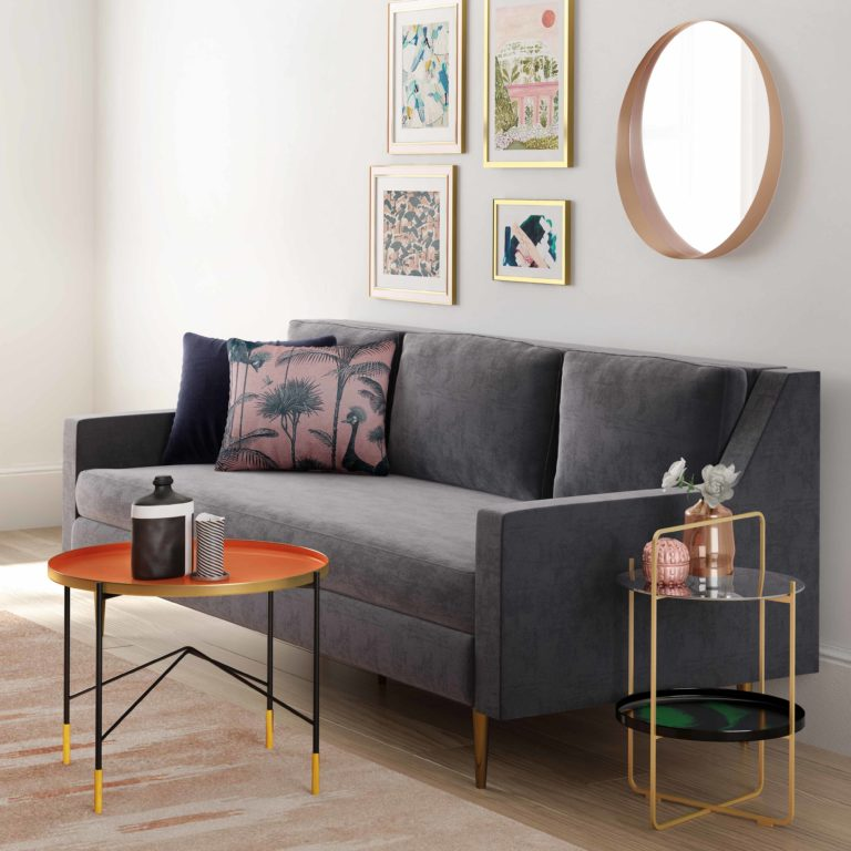 Bailey Petite Cocktail Table