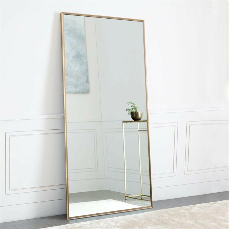 Martinsen Full-Length Mirror-Gold