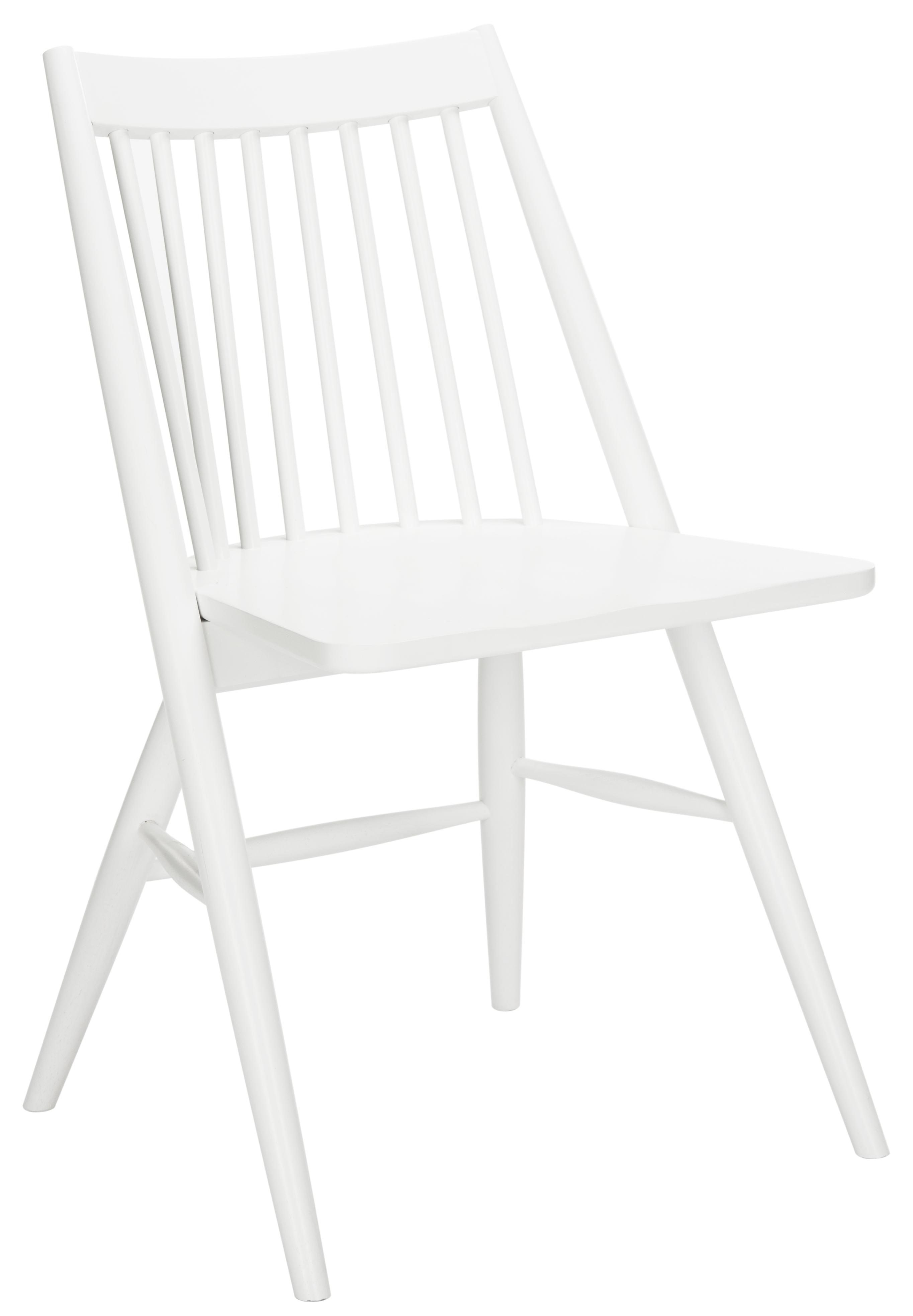Ames Chairs, Set of 2, White
