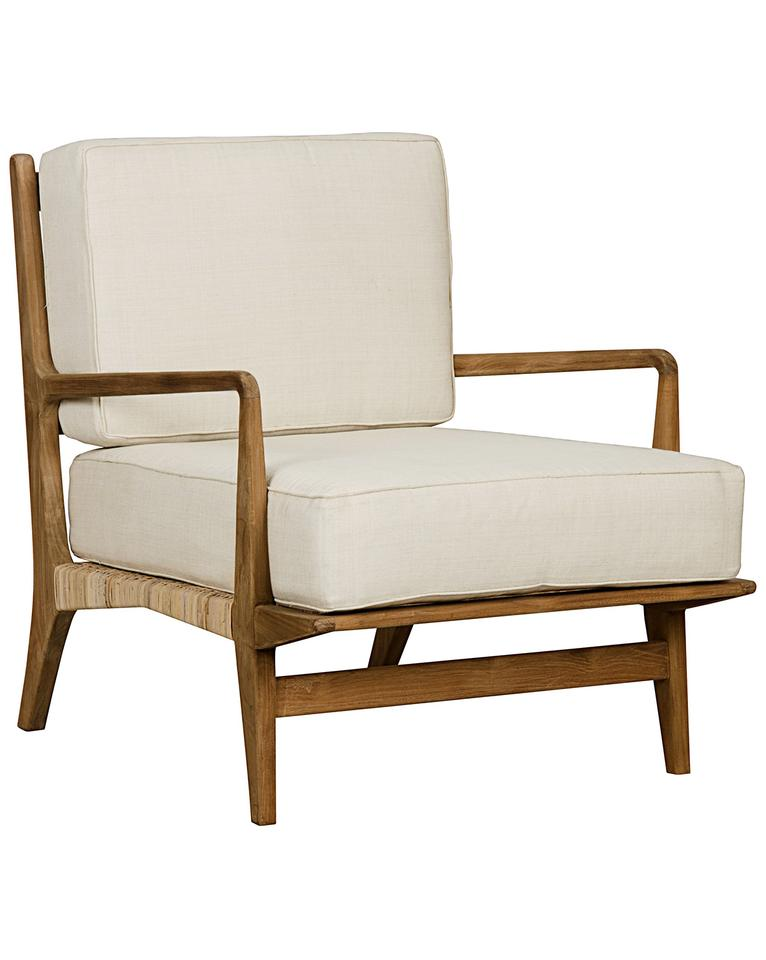 Arlo Chair, Ivory