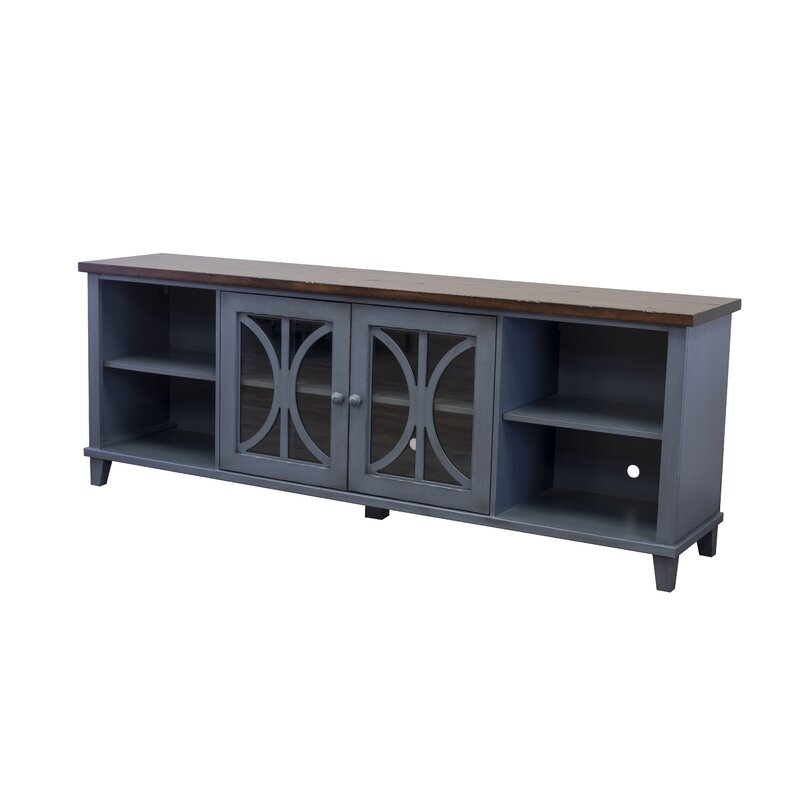 """Rabinowitz TV Stand for TVs up to 88"""""""