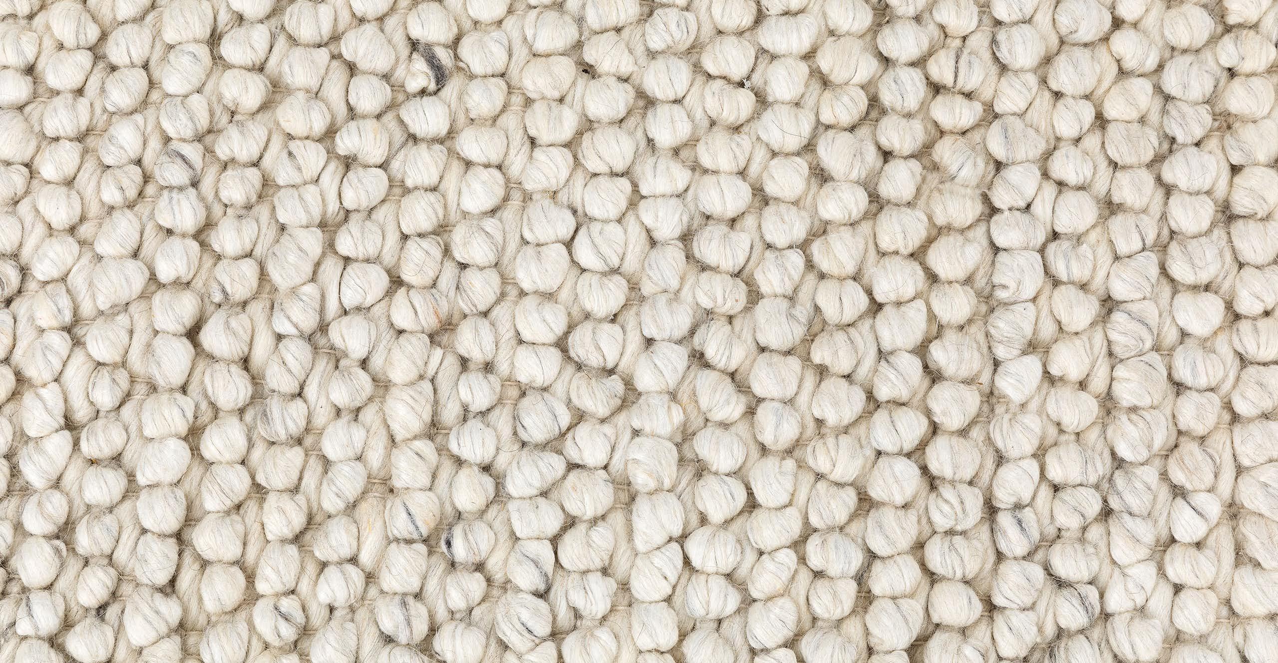 Hira Natural Ivory Rug 8 x 10