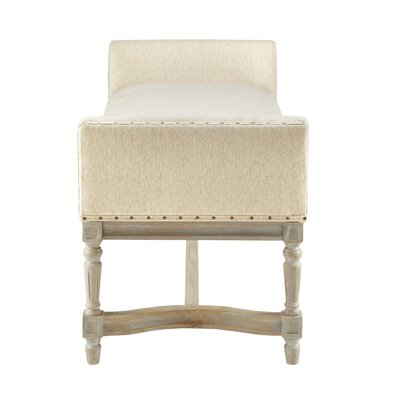 Toulouse Wagner Upholstered Bench