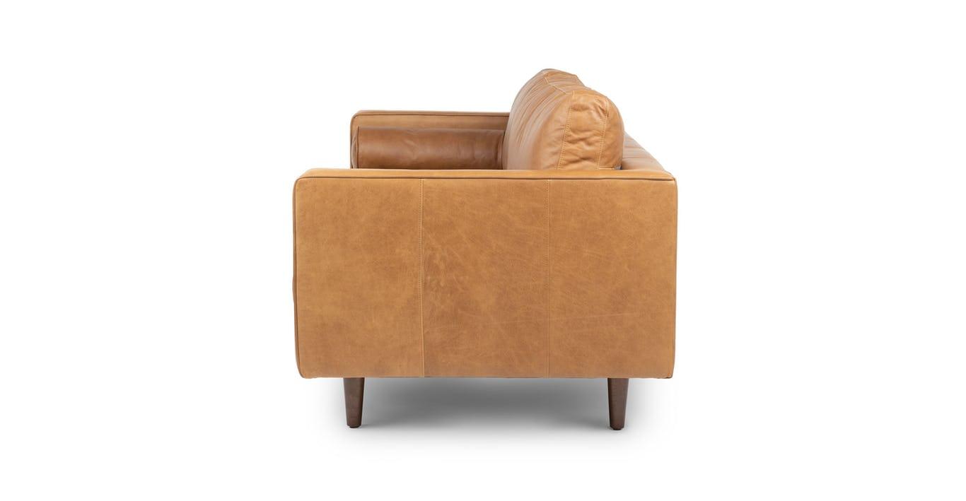 Sven Charme Tan Sofa