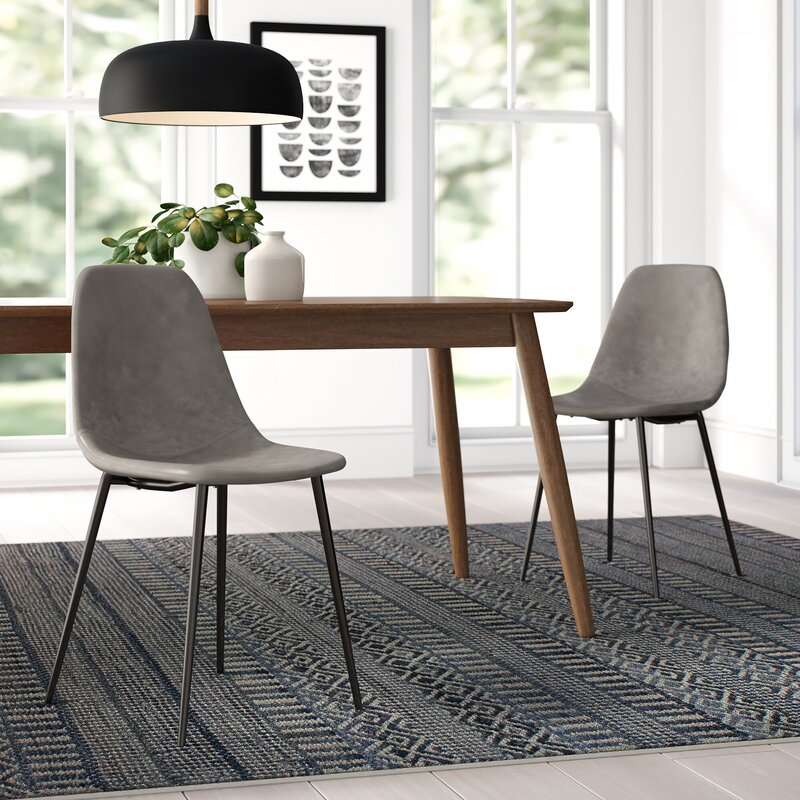 Debord Upholstered Side Chair - Set of 2