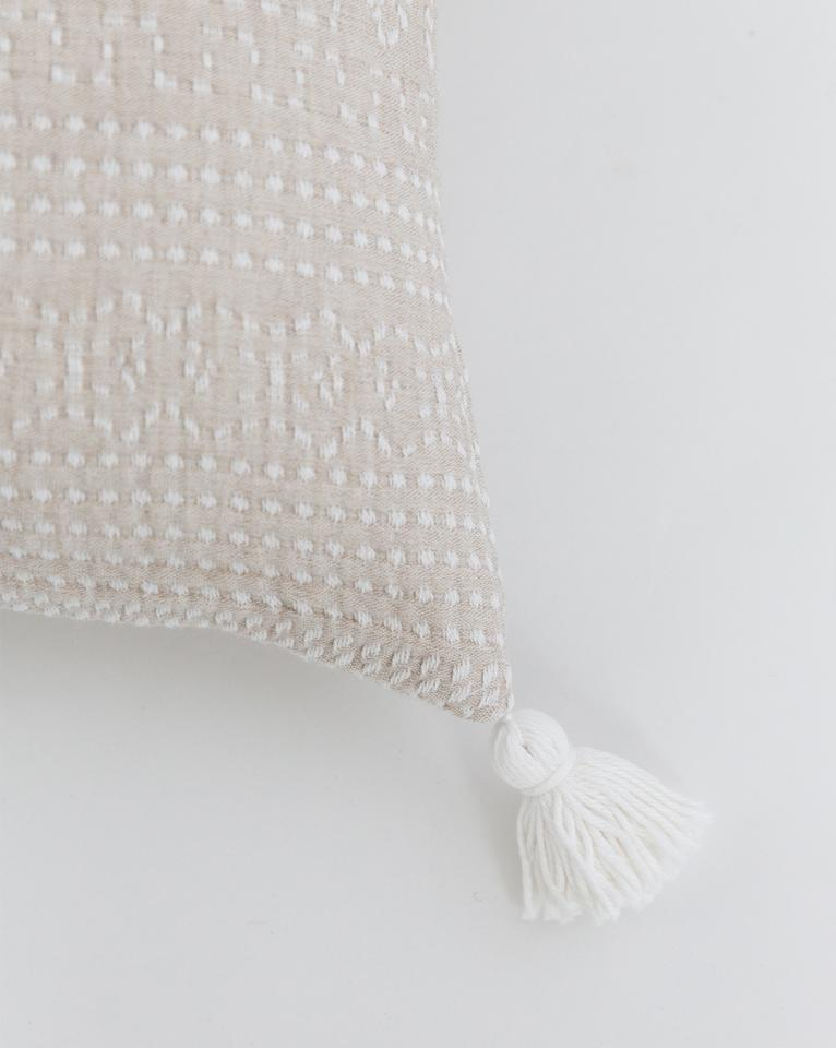 Eleanor Pillow with Down Insert