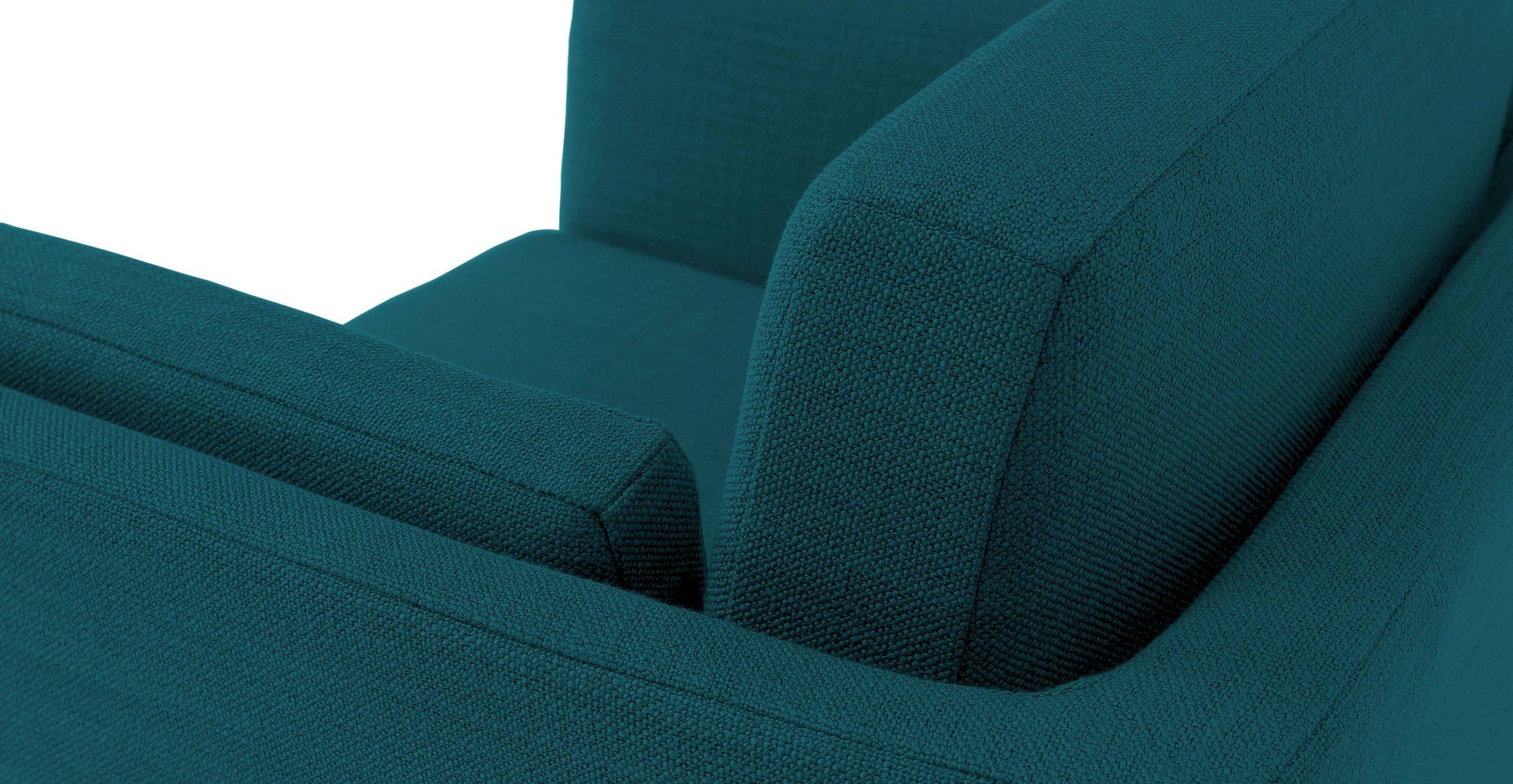 Ceni Lagoon Blue Armchair