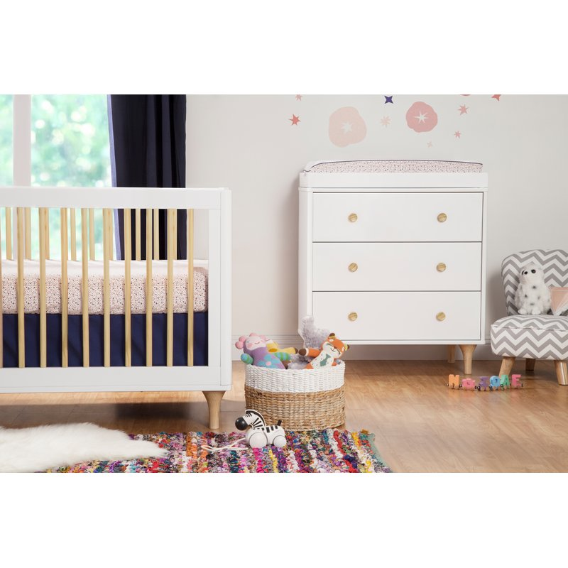 Lolly Changing Table Dresser