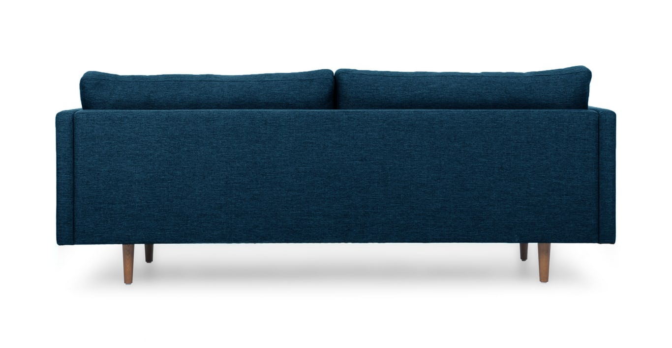 Anton Twilight Blue Sofa