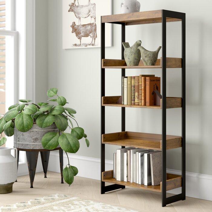 Enes Etagere Bookcase