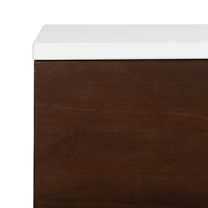 """Genevieve TV Stand for TVs up to 55"""""""