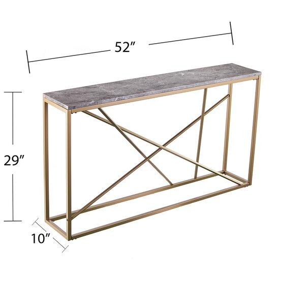 Blosser Console Table